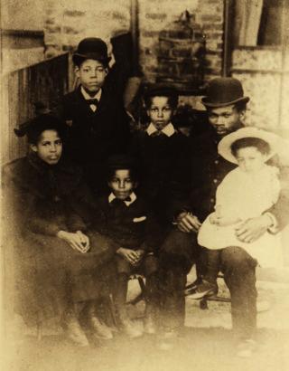 The Tull family | Family Finlayson/Phil Vasili